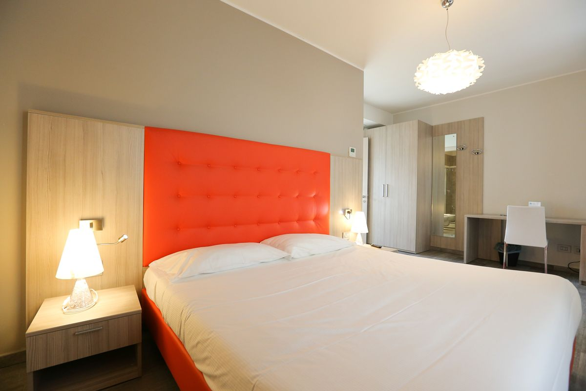 Rooms Are Well Equipped In An Elegant And Functional Style. They All Are  Furnished With Comfrotable Beds Having Heardboard And They Offer,  Furthermore, ...