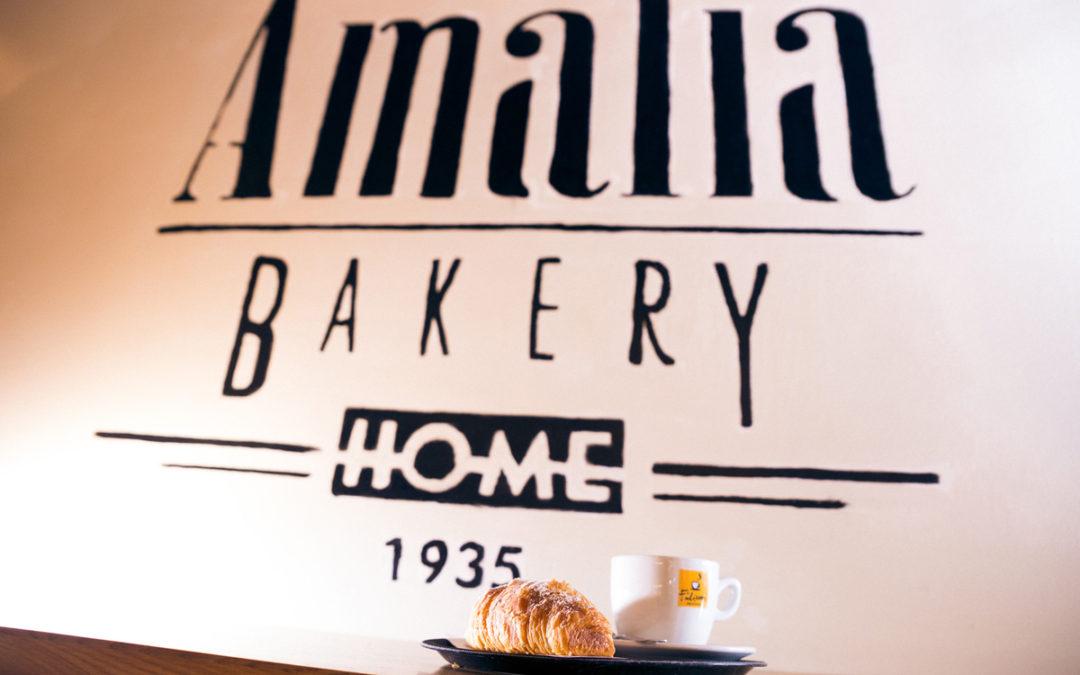 Online il nuovo sito web di Amalia Bakery Home