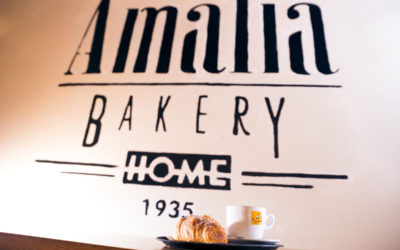 Online new official website of Amalia Bakery Home